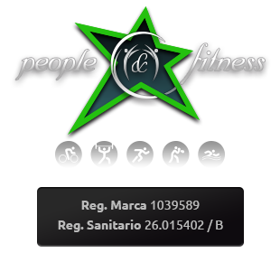 Logo people and fitness